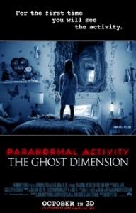 Actividad Paranormal 5 (Paranormal Activity) (2015) Latino