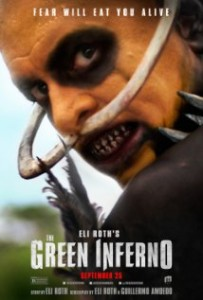 The Green Inferno (2014) online