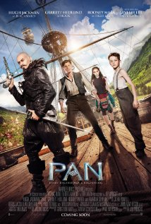 Peter Pan (Viaje a Nunca Jamás) (2015)