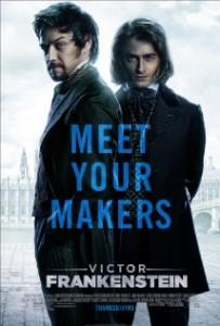 Victor Frankenstein (2015) [Español] [Mega]