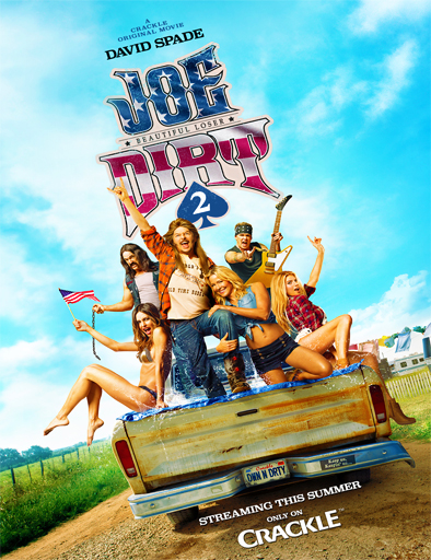 Joe Dirt 2: Beautiful Loser (2015) Español