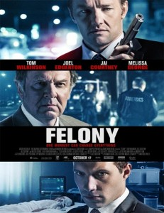 Felony (El rastro del delito) (2013) Latino