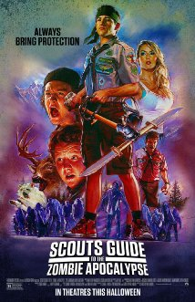 Scouts Guide to the Zombie Apocalypse (2015) Latino