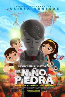 La increible historia del niño de piedra (2015)