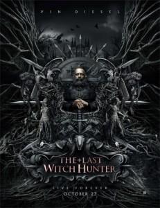 El ultimo cazador de brujas (2015) Latino Español