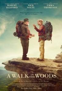 Un paseo por el bosque (2015) Español