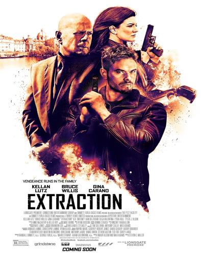 Extraction (2015) Latino Español