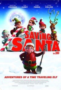 Saving Santa : Rescatando a Santa Claus (2013) [Mega]